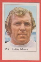 England Bobby Moore West Ham United
